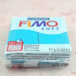 FIMO SOFT TURKUSOWY-39