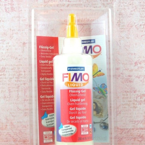 FIMO LIQUID- żel termoutwardzalny -200ml