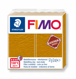 FIMO LEATHER EFFECT ORCHA 179
